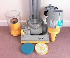 Dyson DC04 Green/Yellow Vacuum Cleaner With New Tools Fully Refurbished