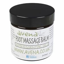 Natural Ingredients Foot Massage Balm Cream with Essential Oils