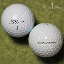 100 Golfbälle Titleist Pro V1 Modell 2014 AA Lakeballs ProV1 V 1 ProV 1 Bälle