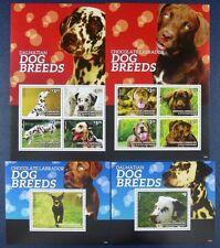 Grenada Grenadinen 2014 Hunde Dogs Dalmatiner Labrador ** MNH