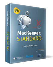 Mackeeper Standard software download  with 2 SWEI  License activation keys