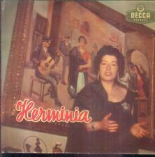 """7"""" Herminia/Lisboa Antiga (EP - Portugal)"""