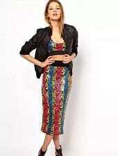 Bitching And Junkfood Discount Universe Look Hollywood Sequin Skirt