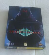 Master of Dimensions pc adventure game (1996) big box complete with all inserts