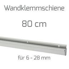 Wandschiene für Regalböden   Rail   80 cm Klemmschiene Klemmleiste