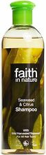 Faith In Nature Shampoo Meeresalgen - 400ml