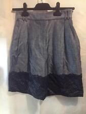 LOVER - SHORTS WITH LACE TRIM BNWOT SZ 6 MADE IN AUSTRALIA