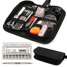 288 Pcs Watch Repair Tool Kit Watchmaker Back Case Battery Cover Remover Opener
