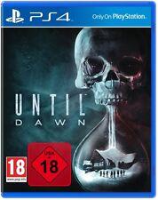 Until Dawn - PS4 Playstation 4 Spiel - NEU OVP