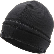 100059 SPORTS DEAL Under Armour Reflective Beanie Hat  - Black