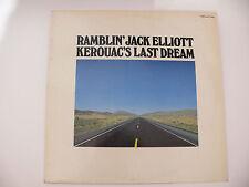 """Ramblin´ Jack Elliott - Kerouac´s Last Dream  - LP 12"""" - 1116"""