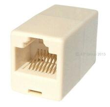 RJ45 Ethernet Network  Adapter Coupler Female to Female Adaptor