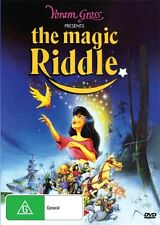 THE MAGIC RIDDLE - YORAM GROSS  - NEW & SEALED DVD