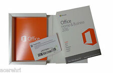 MS OFFICE Home and Business 2016 Vollversion BOX+Produktkey MLK 32/64bit DEUTSCH