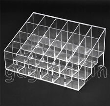 Cosmetic Lipstick Rack Stand Organizer Storage Makeup Holder Display Case Hot