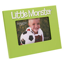 Little Monster Photo Frame with Mirror Letters  NEW in BOX  18202