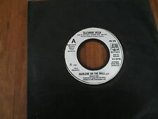 SUZANNE VEGA Marlene On The Wall Original 7-Inch VINYL Single