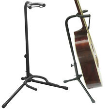 Folding Electric Acoustic Bass Tripod Guitar Stand GIG Floor Rack Holder AU POST
