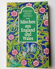 Märchen aus England und Wales Märchenschatz der Welt fairy tale book in GERMAN