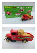 Corgi Die cast model Morris Truck Typhoo new in original box