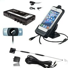 iPhone 5 5S 5C car-kit by BURY with Smoothtalker cradle