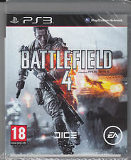 Battlefield 4 PS3 Sony PlayStation 3 Brand New Sealed Fast Shipping