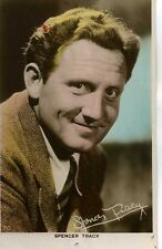 Spencer Tracy Actor real photo postcard