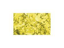 Showtec Show Konfetti Gelb (rechteckig), 1 kg (schwer entflammbar) 55x17mm
