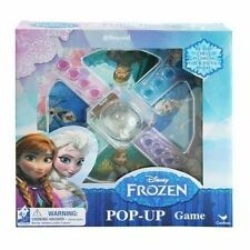 DISNEY FROZEN POP UP CLASSIC FRUSTRATION GAME TOY BY SAMBRO