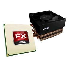 "AMD FX-8350, 8 Core up to 4.2Ghz(Turbo Core)  16MB Cache Socket AM3 125W ""Unlock"