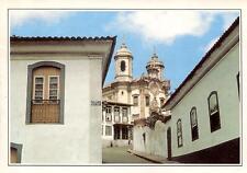 Brasil  -  Ouro Preto - Igreja Santo Francisco de Assisi  -  ca.1995
