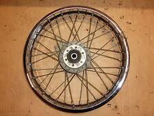 Vorderradfelge; Felge, vorn front wheel 1.85x18 Yamaha RD 250 [352] [522] (V190)