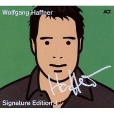 "WOLFGANG HAFFNER ""SIGNATURE EDITION"" 2 CD NEU"