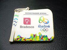 2016 Rio Olympic Pin   Bradesco - Torch