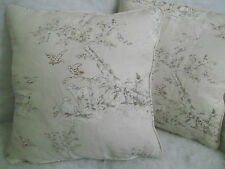 LECKFORD BY JOHN LEWIS 1 PAIR OF 45.7cm CUSHION COVERS