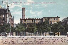 AK Köln Rhein 1914 Haus der Richmodis von der Aducht am Heumarkt
