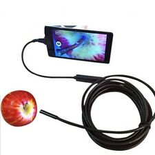Android Endoscope Waterproof Borescope Micro USB Inspection Video Camera 3.5M