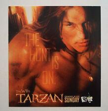 The WB's Tarzan Travis Fimmel TV Tarzan von 2003 Postkarte