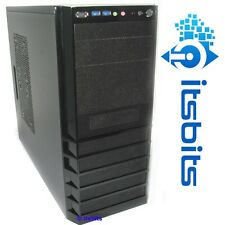 CASECOM KM9939 ATX CASE USB 3.0 600w BOTTOM MOUNT P/S SUITS 270MM VIDEO CARD
