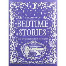 A Treasury of Bedtime Stories (Hardback), Children's Books, Brand New
