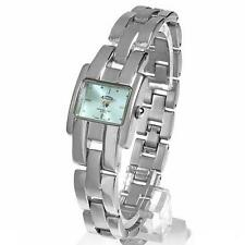 MARCO MAX Silver Tone Women's Water Resistant Watch