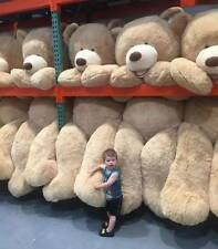 """99""""/2.5m HUGE SUPER TEDDY BEAR(ONLY COVER) PLUSH SOFT TOYS SHELL (WITH ZIPPER)"""