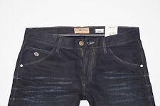 NEU - Energie - W34 L34 - Straight Cut Jeans - Regular Fit - Night Denim - 34/34
