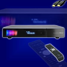VU+ Plus Duo2 2 x DVB-C/T2 HDTV PVR Ready Twin Linux Receiver + WLAN + HDMI