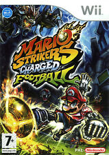 Mario Strikers Charged Football (Nintendo Wii, 2007)
