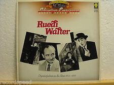 ★★ LP - RUEDI WALTER - Schweizer Evergreens - Original-Aufnahmen 1952-1968 SWISS