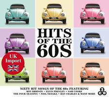 "CD  "" Hits of The 60s ""  (2014)  3 CDs"