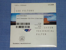 Lee Wratten Filter  100x100  CC20B