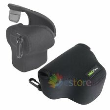 NEOpine Neoprene Durable Soft Stretchy Case Cover Bag For Canon EOS M10 Camera