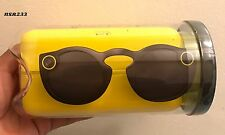 SPECTACLES SNAPCHAT COLOR BLACK READY TO SHIP